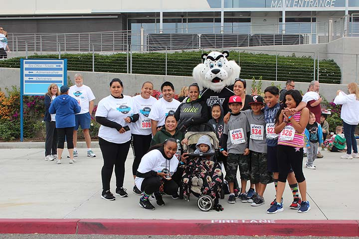 Ontario Reign 5K Run & Walk
